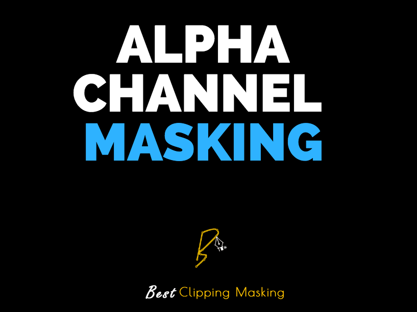 How to make an alpha channel to mask out specific areas from a photo
